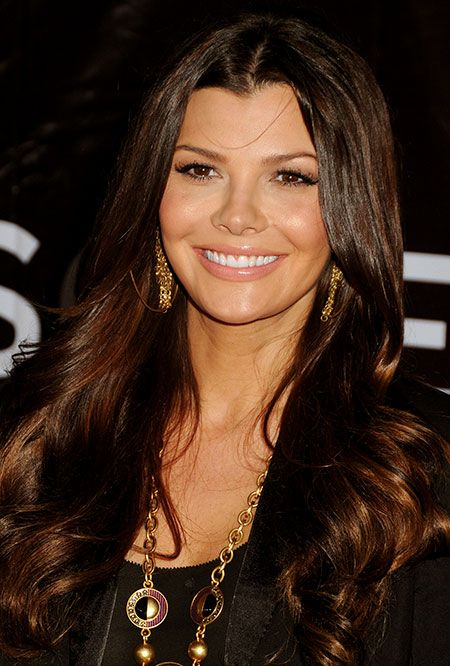 Ali Landry at Cirque du Soleil OVO opening night