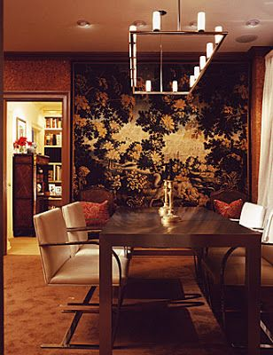 maureen footer an expert on 18th century decorative arts found this gold embellished wall panel
