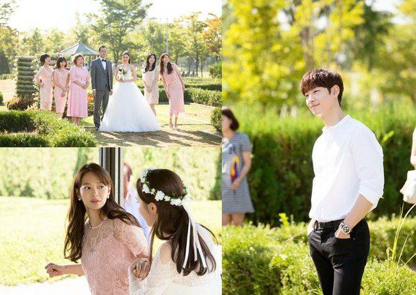 """Tomorrow With You"" Sin Min-ah's beauty, Lee Je-hoon 'proud'"