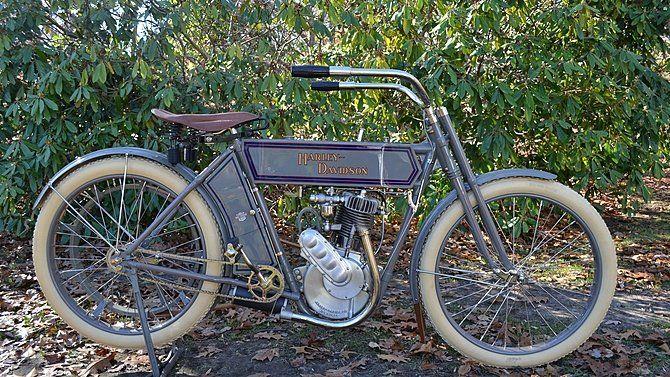 1911 Harley-Davidson 7A Single
