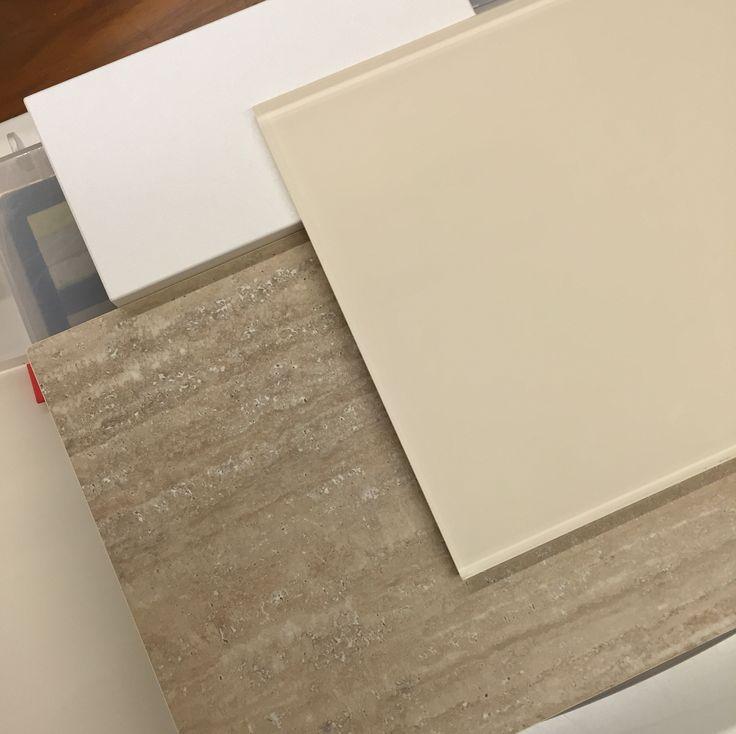 Kuchyně materiály / barvy