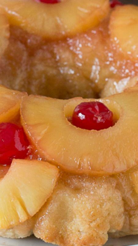 Sorted Food Pineapple Upside Down Cake