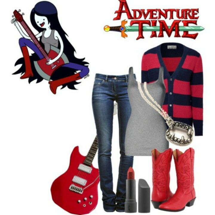 Mary (marceline) outfit #adventure time