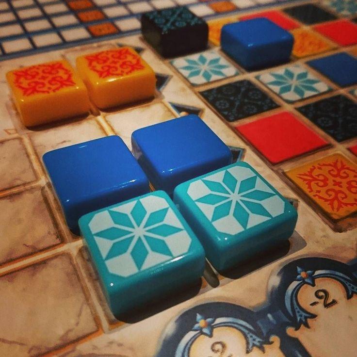 Mit #Azul und #SkullKing ins neue Jahr. Euch allen ein schönes #silvester und einen #gutenrutsch @planb_games #brettspiel #brettspiele #fb