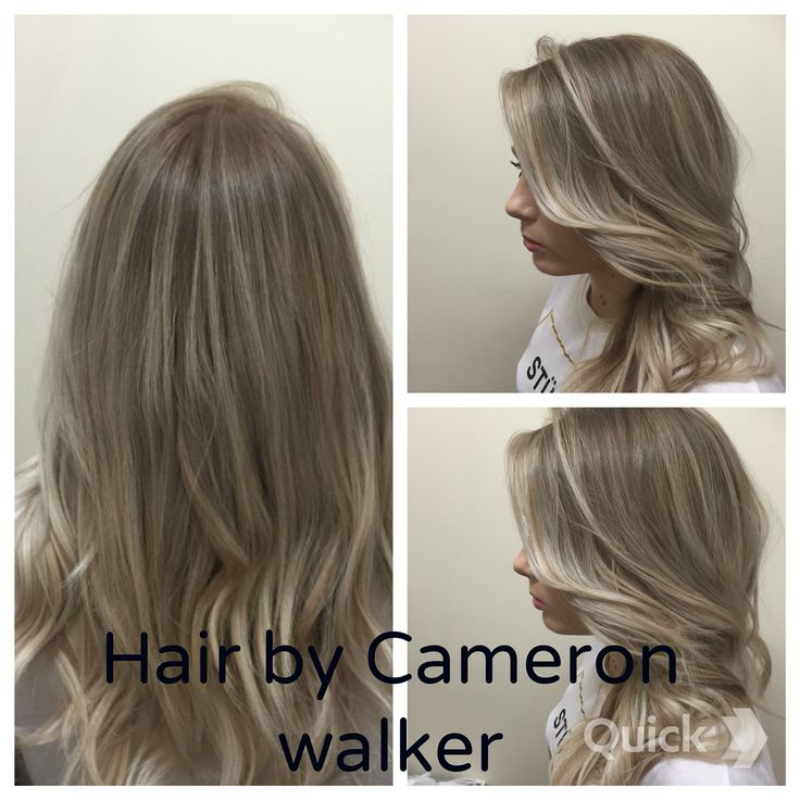 Hair by Cameron Walker