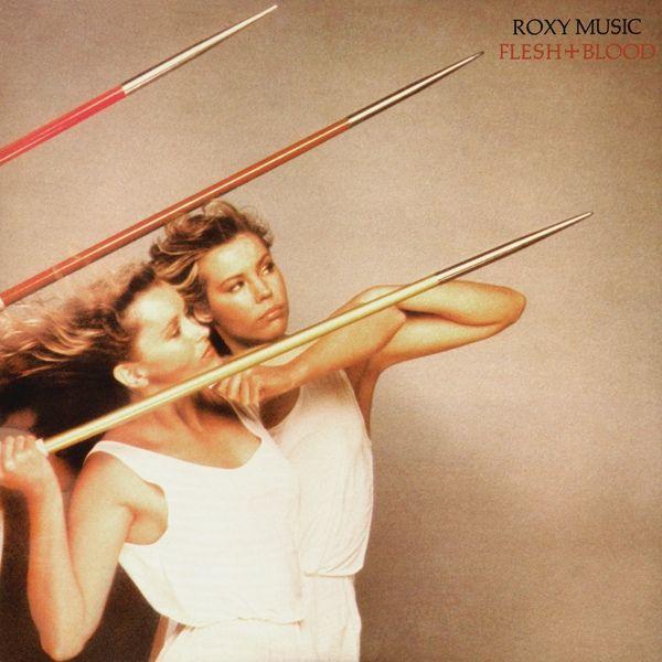 Roxy Music - Flesh + Blood (Vinyl, LP, Album) at Discogs  1980