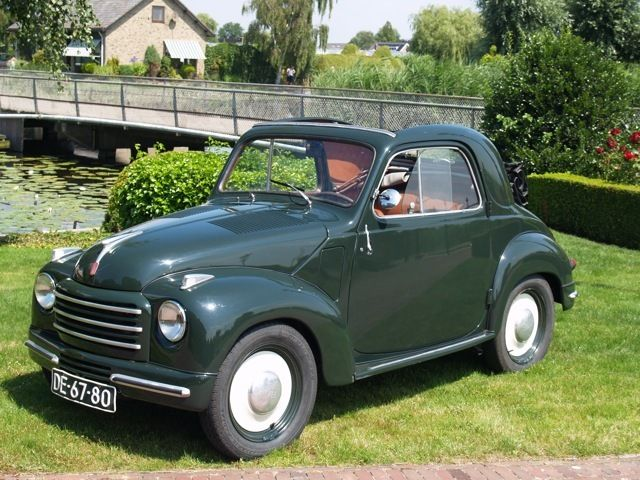 Currently at the Catawiki auctions: FIAT 500 Topolino (1952)