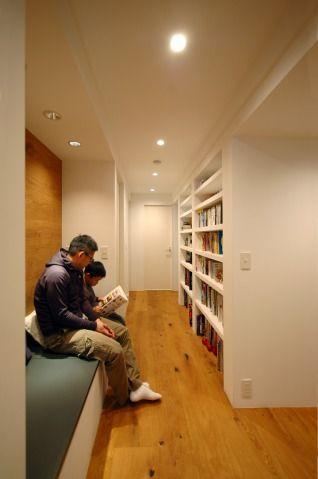 マンションスケルトンリノベーション_杉並区S邸:カガミ・デザインリフォーム