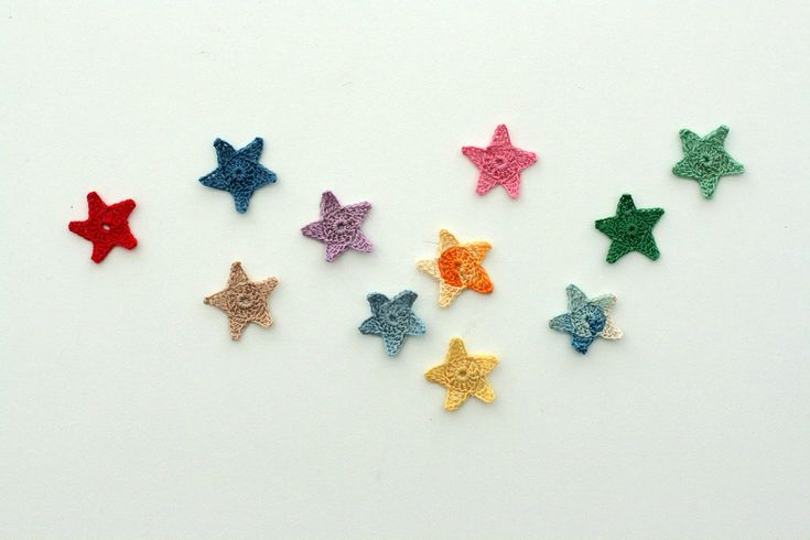 DIY: crochet star