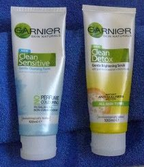 Affordable! http://www.danniibeauty.blogspot.com.au/2012/12/garnier-clean-sensitive-face-wash-and.html