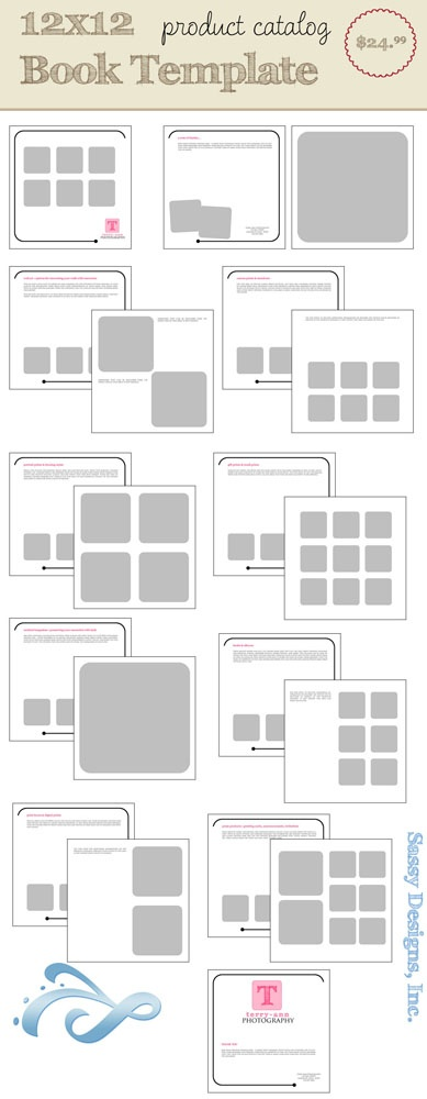 Product catalog template, very reasonably priced.