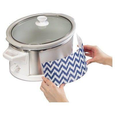 Hamilton Beach Wrap & Serve 6 Quart Slow Cooker - White - 33761