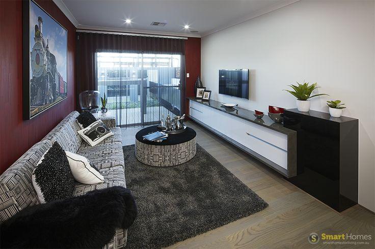 Home theatre #interiordesign by #smarthomesforliving
