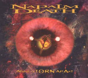 Napalm Death - Inside The Torn Apart: buy CD, Album, Ltd, Dig at Discogs