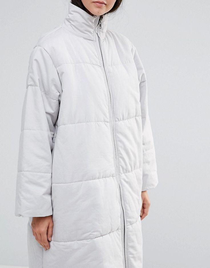 Image 3 ofWaven Tall Oversized Padded Parka Coat