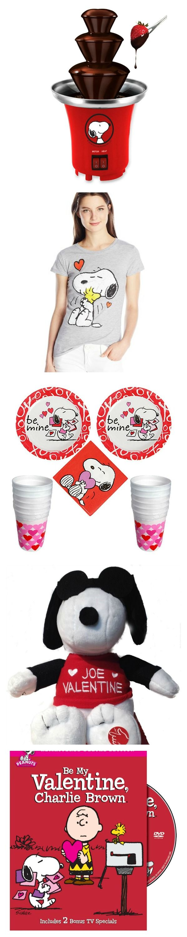 Need a last minute gift for your Peanuts Valentine? We've got great gift ideas for your special Snoopy Valentine's Day celebration. Start shopping at CollectPeanuts.com and help support our site.