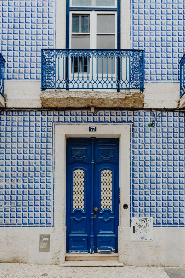 португалия дома фото