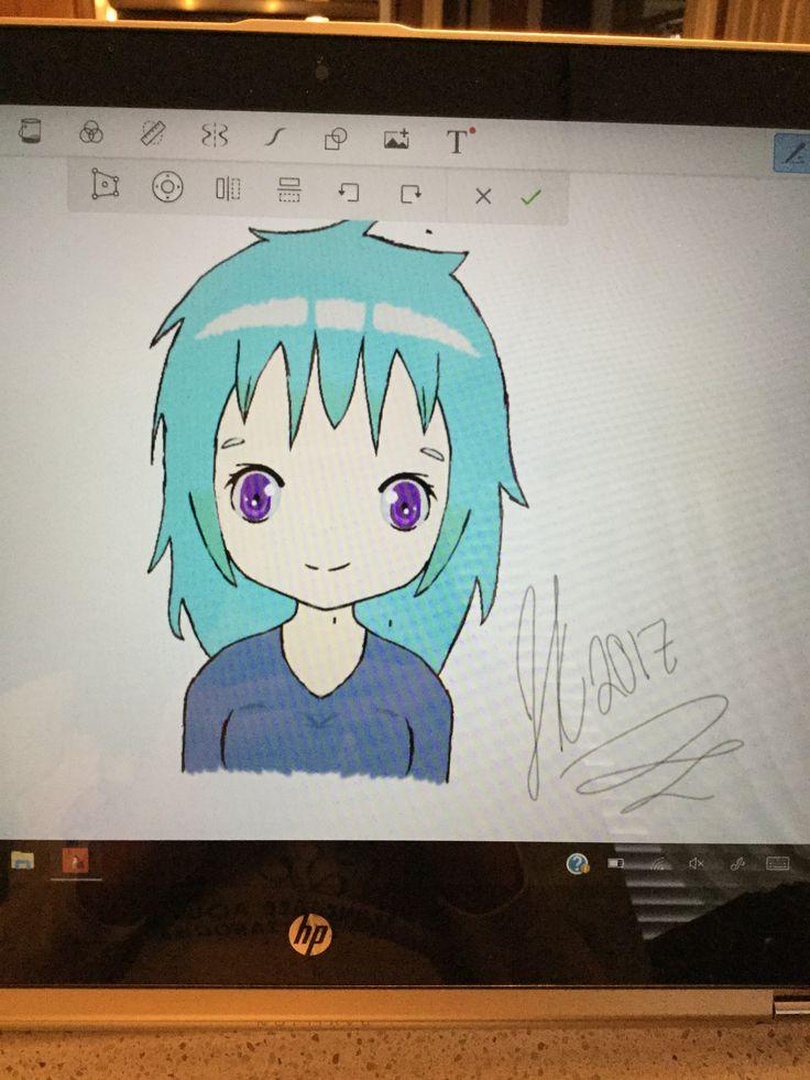 Got an upgrade on my drawing program! 😁😁