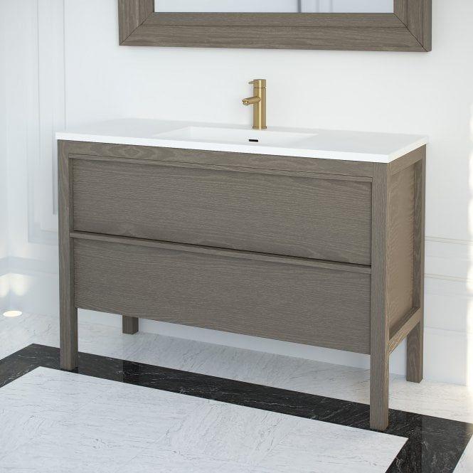 Freestanding Bathroom Vanity Unit
