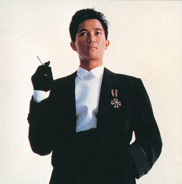 Danny Chan 陳百強 (35) (1958.09.07 - 1993.10.25)