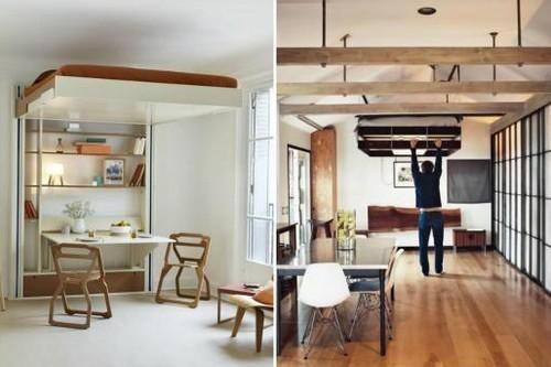 Immagine - Camere nascoste, la soluzione migliore per guadagnare spazio nei piccoli appartamenti (fotogallery)