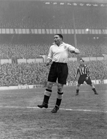 Bill Nicholson, Tottenham Hotspur and England.