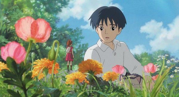 Tags: Anime, Screenshot, Studio Ghibli, Karigurashi no Arrietty, Arrietty