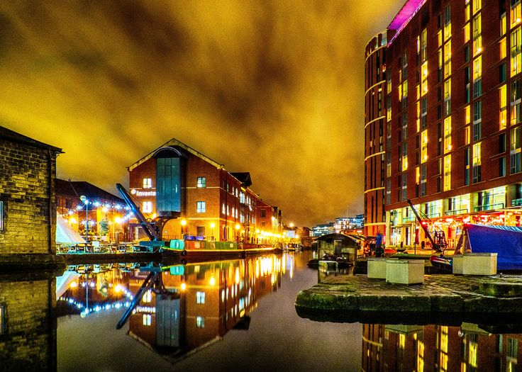 https://flic.kr/p/21u8HuT | Canal Wharf HDR | Leeds  RAW file converted to 3 exposures then combined in Nik HDR (free from Google)