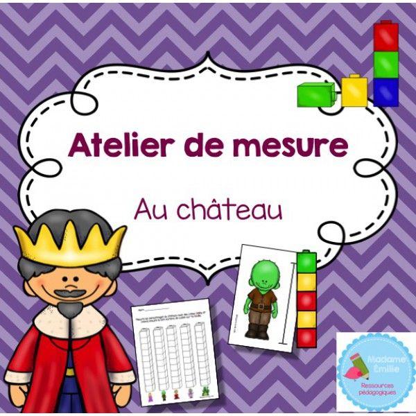 Atelier de mesure {Au château}
