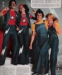 overalls70S Fashion, 70 S, Matching Outfit, Crazy Fashion, Discos Fashion, 1970S, Bad Fashion, Fashion Ads, Studios 54