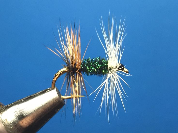 Renegade (Dry Fly) / Tied by Jim Hershey