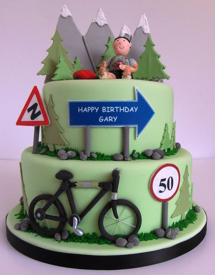 Road Bike Cake Decoration : 17 Best images about rowery on Pinterest Bikes, Bicycle ...