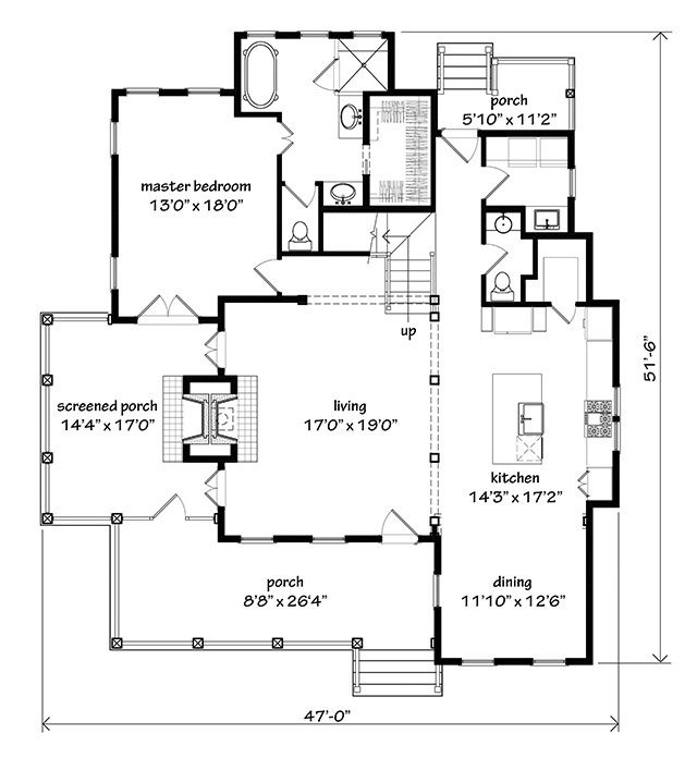 463 best expandable house plans easy to build on an for Expandable floor plans