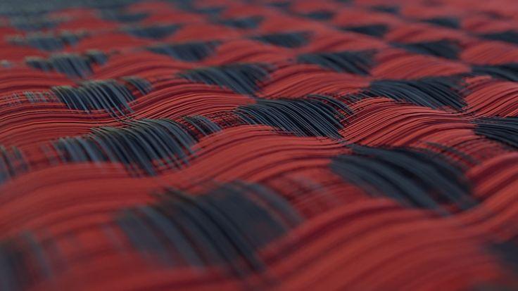 Create Nike Flyweave using X-Particles in Cinema 4D | Greyscalegorilla