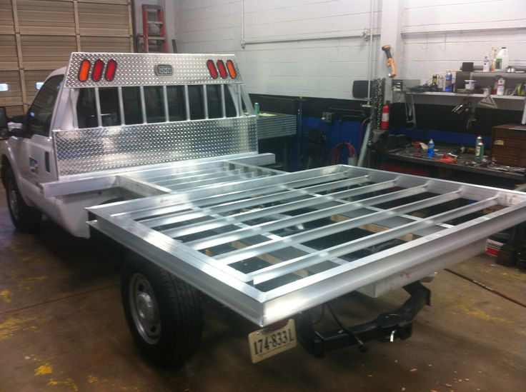 84 Best Aluminum Truck Bed Images On Pinterest Aluminum