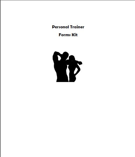 Best Personal Trainers Forms Images On   Personal