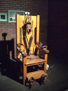 The Yellow Brick Road Trip: Texas Prison Museum - Huntsville, TX