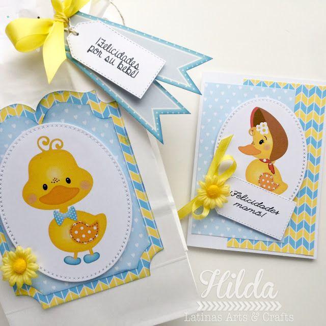 Hilda Designs: Reto #71 en LA&C: Baby