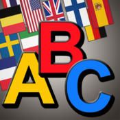 Talking ABC - Magnetic Alphabet for Education in English and Spanish by Tatiana Churanova