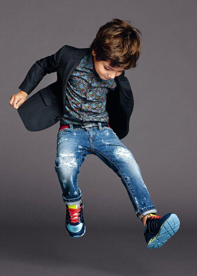 Kick it in style.
