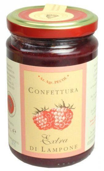 Friuli Wine & Food | Prodotti | Confettura extra di Lampone di Pecol