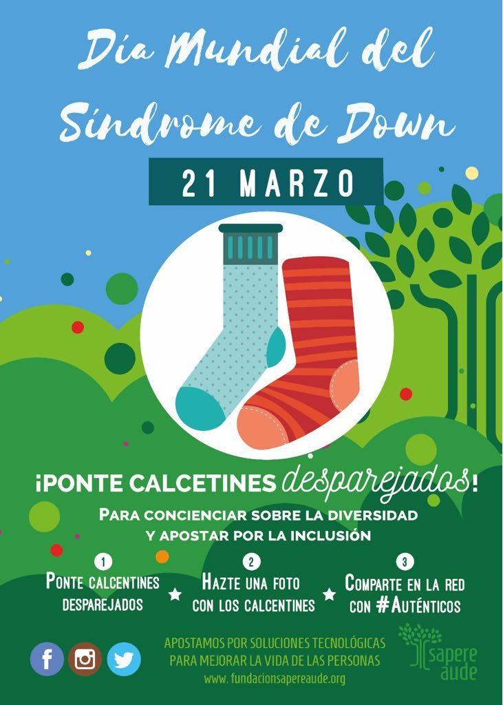 Hoy El El Día Internacional Del Síndrome De Down Por Ello Compartimos Con Vosotros Es Síndrome De Down Día Internacional De La Felicidad Dia Sindrome De Down