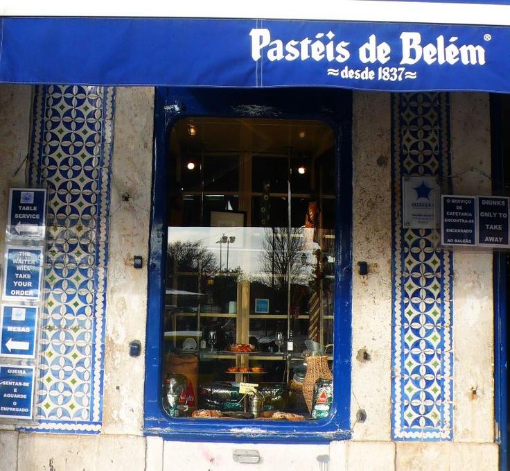 house-World famous pastel de nata _Lisbon_Portugal