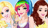 Girl Makeover Games for Girls