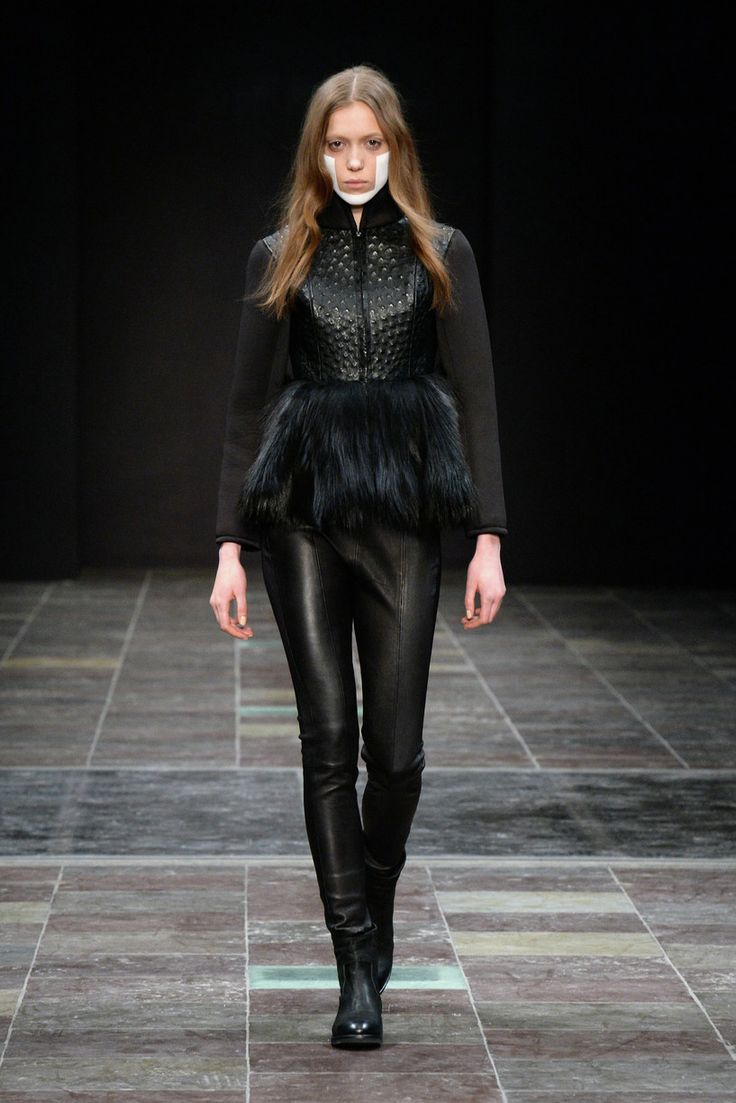 : Maikel Tawadros AW14 : Copenhagen Fashion Week
