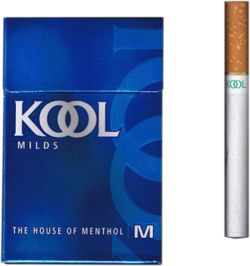 A pack of Kool Milds and the cigarette Product type Menthol cigarette Produced by ITG Brands LLC (subsidiary of Imperial Tobacco Company) Brown and Williamson (previous) R.J. Reynolds Tobacco Company (bought in 2003) British American Tobacco (sold outside of the U.S.) Introduced 1933; 84 years ago
