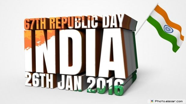 67th Indian Republic Day 26th January 2016 HD WallPaper