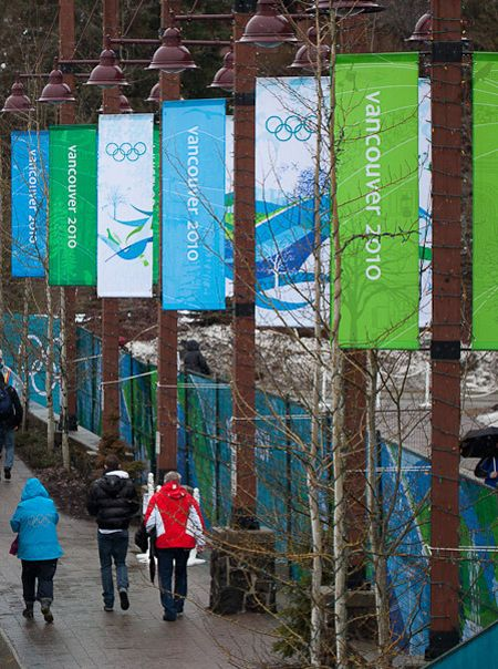 GRAPHIC AMBIENT » Blog Archive » Vancouver Winter Olympics 2010, Canada