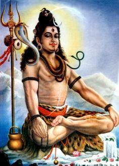 Эзотерический символизм Шивы. Лесная Школа Йоги