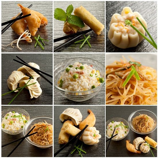 17 best images about chinese new year on pinterest for Asian cuisine appetizers